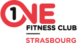 One Fitness Club – Strasbourg Logo